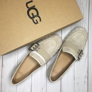 NEW UGG Loafers Charlotte Sz 6.5